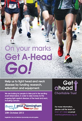 Get Ahead Running_Bupa Great Run