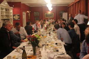 Legion Events Rugby Dinner