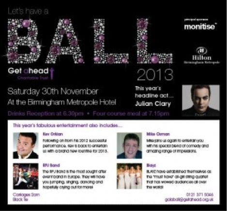 get a-head annual ball