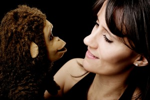 Nina Conti 4 by Claes Gellerbrink