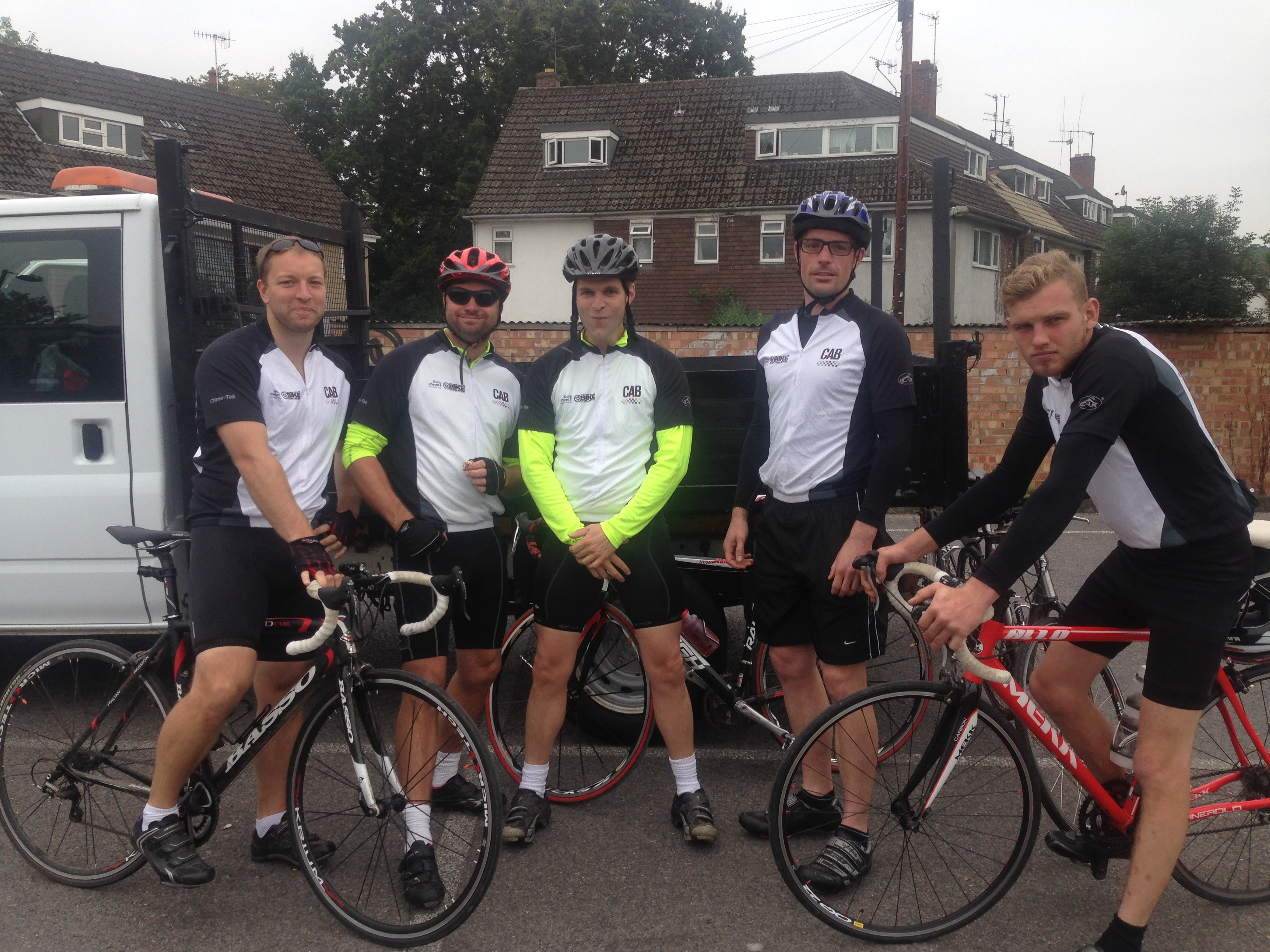 Henley Cycle Team