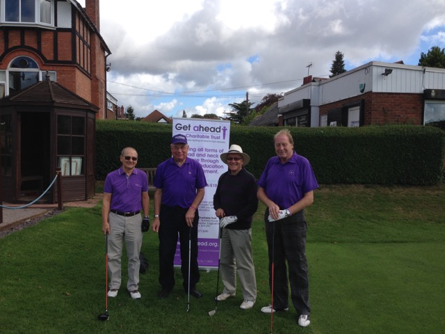 Andrew Jennings Golf Day