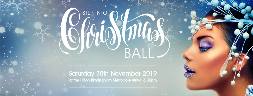 Step Into Christmas.Step Into Christmas Ball 2019